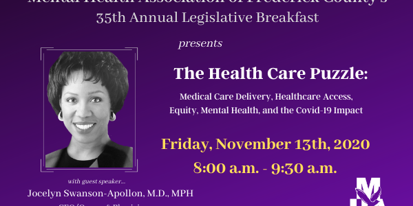 35th Annual Legislative Breakfast teaser image